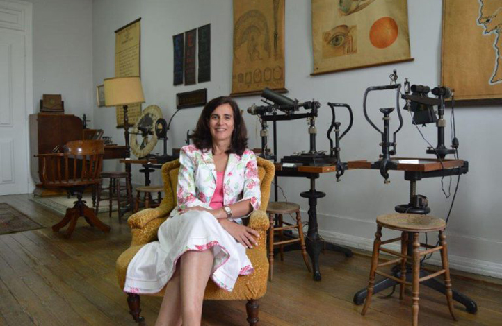Drª Erica Cardoso - Presidente do Conselho Diretivo