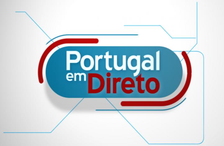Logotipo do Programa Portugal em Direto