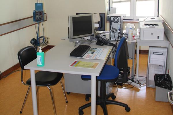 Gabinete de Consulta - Outras especialidades (não Oftalmologia)